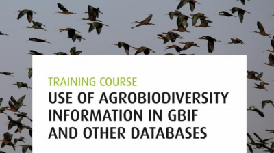 Use of Agrobiodiversity information in GBIF and other databases