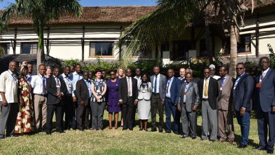 Establishing a GBIF Participant node - Africa 2019