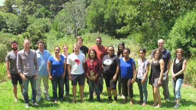 SANBI-GBIF training workshop in using R for species distribution modelling (Marine Environments)
